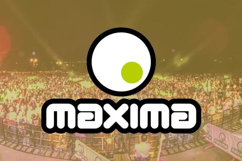 Conciertos Máxima FM