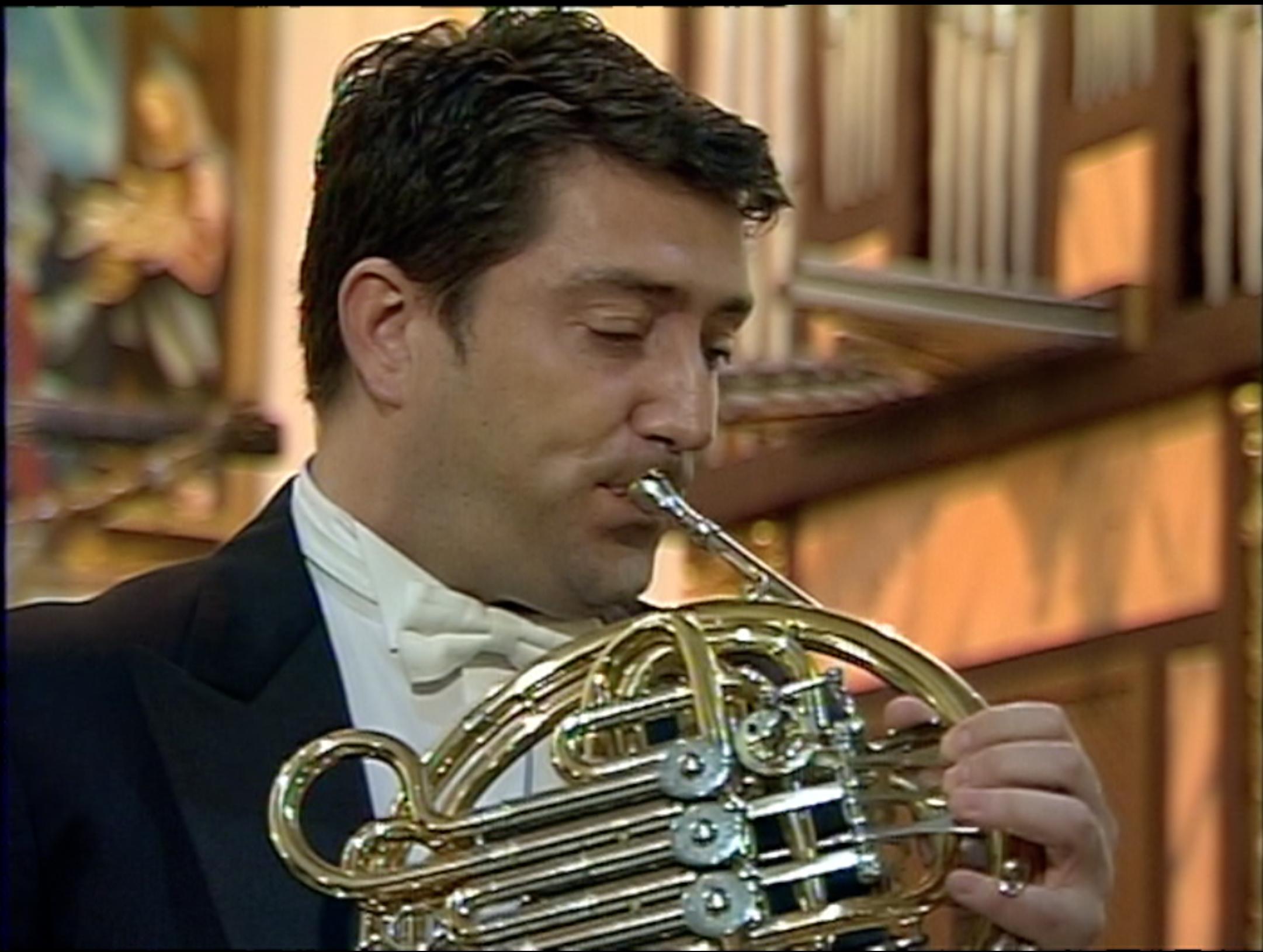 Concierto música religiosa