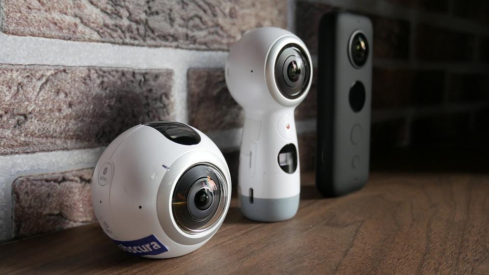 Las 5 mejores cámaras 360º